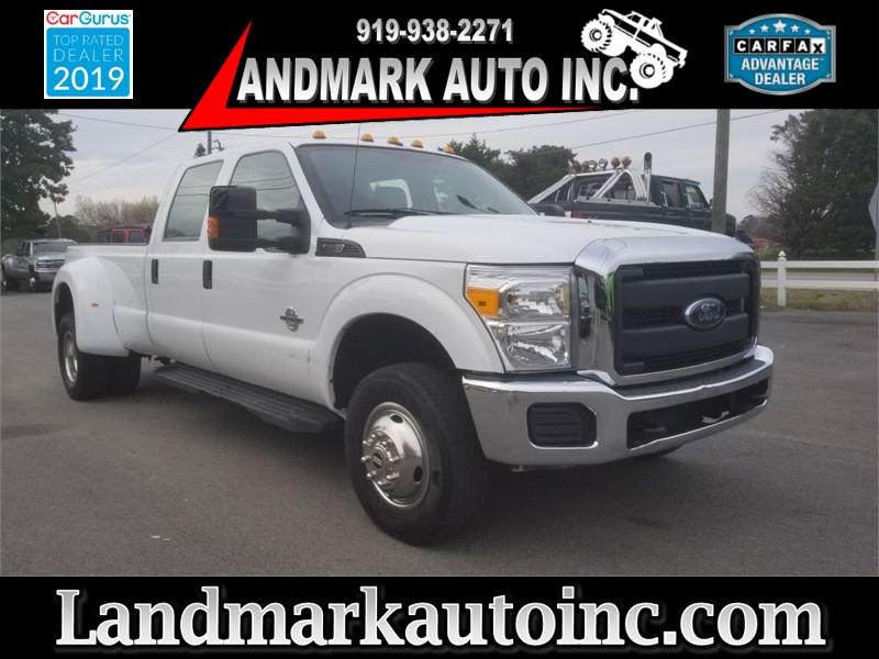 2016 FORD F350 SUPER DUTY Smithfield NC