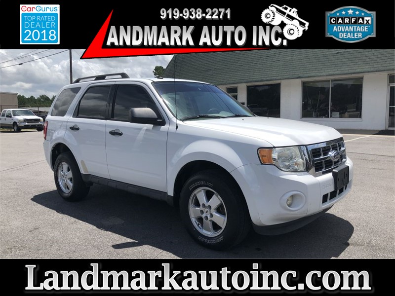 2011 FORD ESCAPE XLT AWD Smithfield NC
