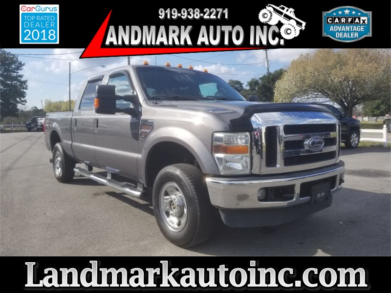 2009 FORD F250 SUPER DUTY XLT Smithfield NC