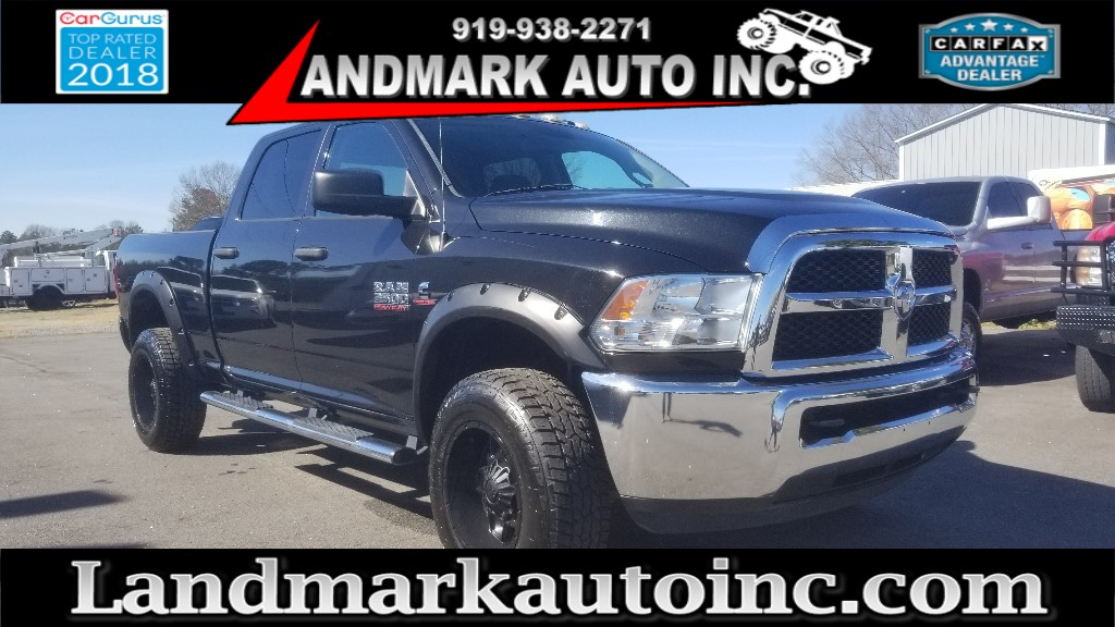 2015 RAM 2500 ST for sale by dealer