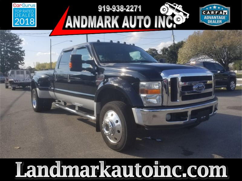 2008 FORD F450 SUPER DUTY Smithfield NC