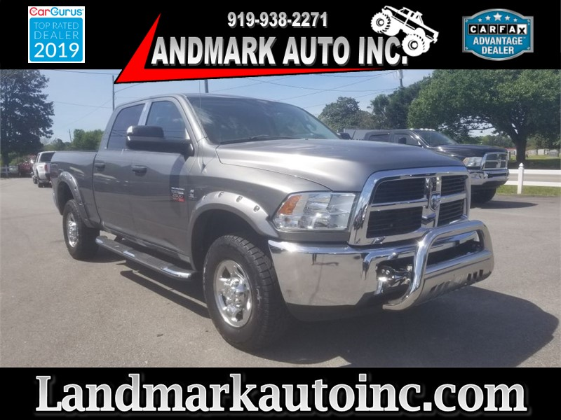2012 DODGE RAM 2500 ST Crew Cab SB 4WD for sale by dealer