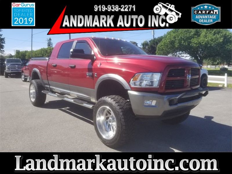 DODGE RAM 2500 Outdoorsman MegaCab 4wd in Smithfield
