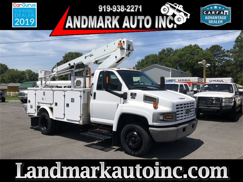 2007 CHEVROLET C4500 C4C042 KODIAC RWD for sale by dealer