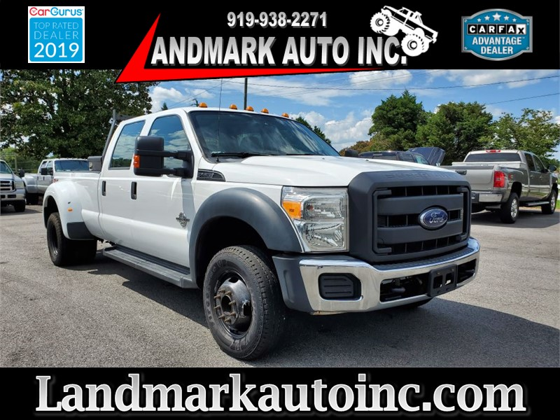 2015 FORD F350 SUPER DUTY XL CREW CAB LB DRW 4WD for sale by dealer