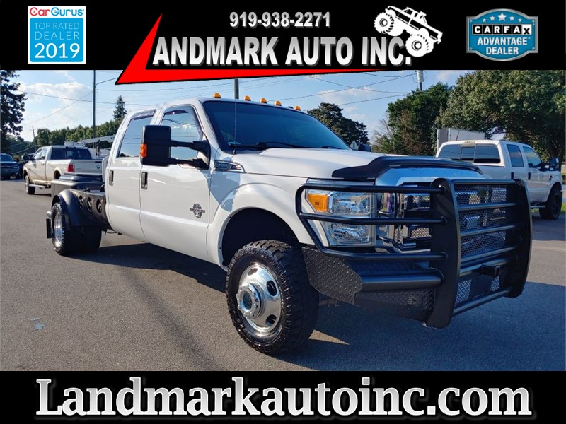 2016 FORD F350 SUPER DUTY XLT CREW CAB DRW 4WD for sale by dealer
