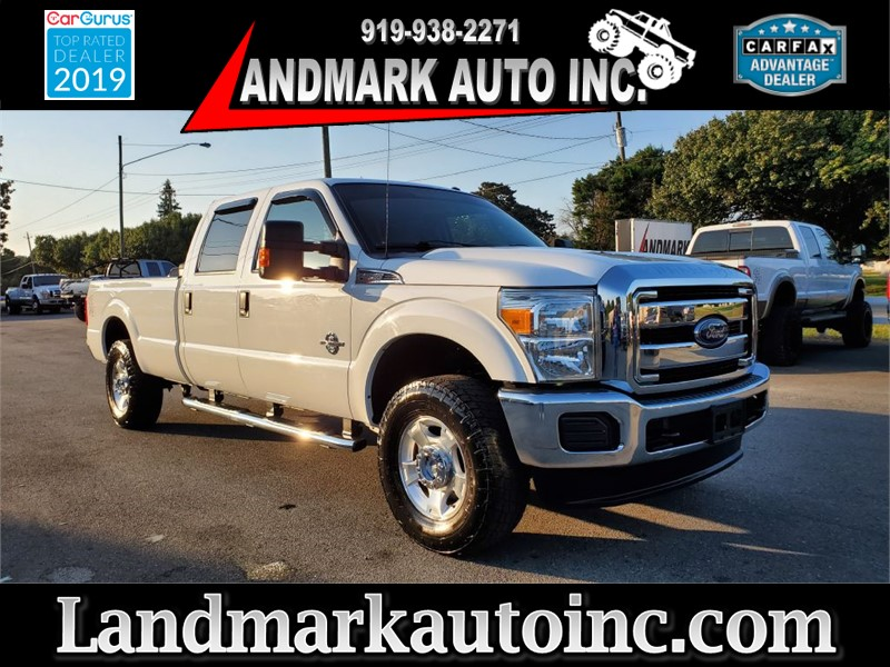 2015 FORD F250 SUPER DUTY XLT CREW CAB LB 4WD for sale by dealer
