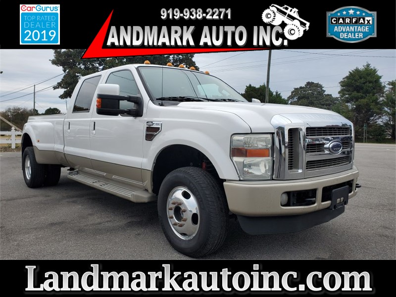 2010 FORD F350 SUPER DUTY for sale by dealer