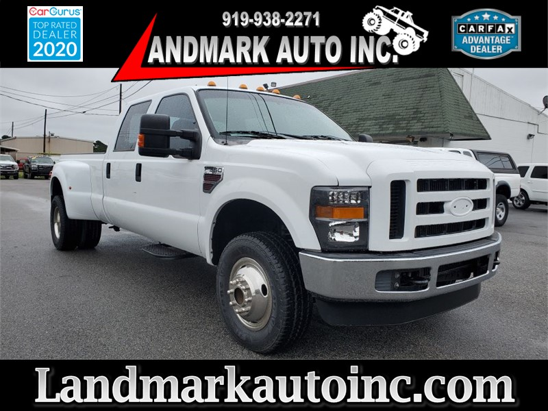 2009 FORD F350 SUPER DUTY XLT CREW CAB LB DRW 4WD for sale by dealer