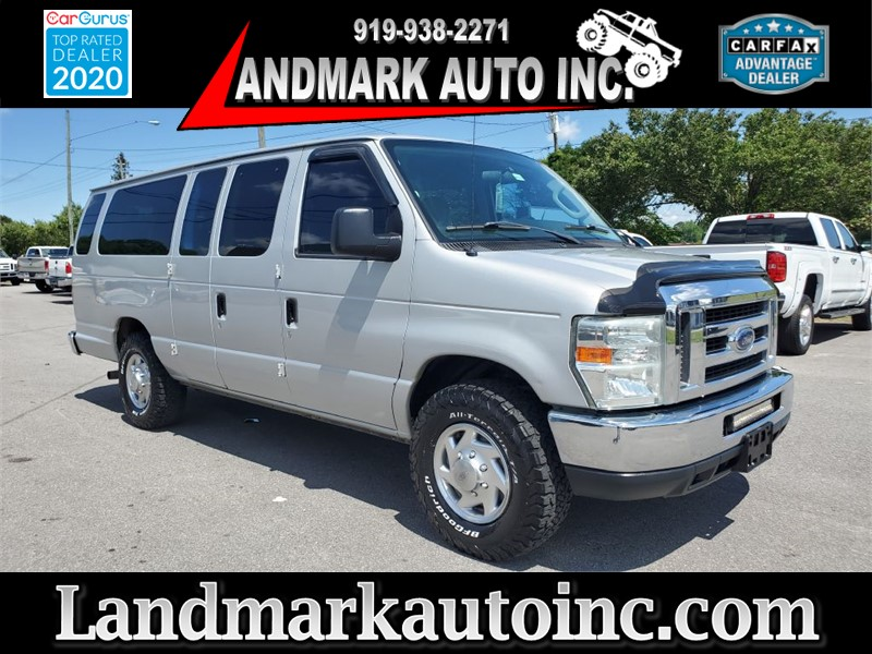 2010 FORD ECONOLINE E350 SUPER DUTY for sale by dealer
