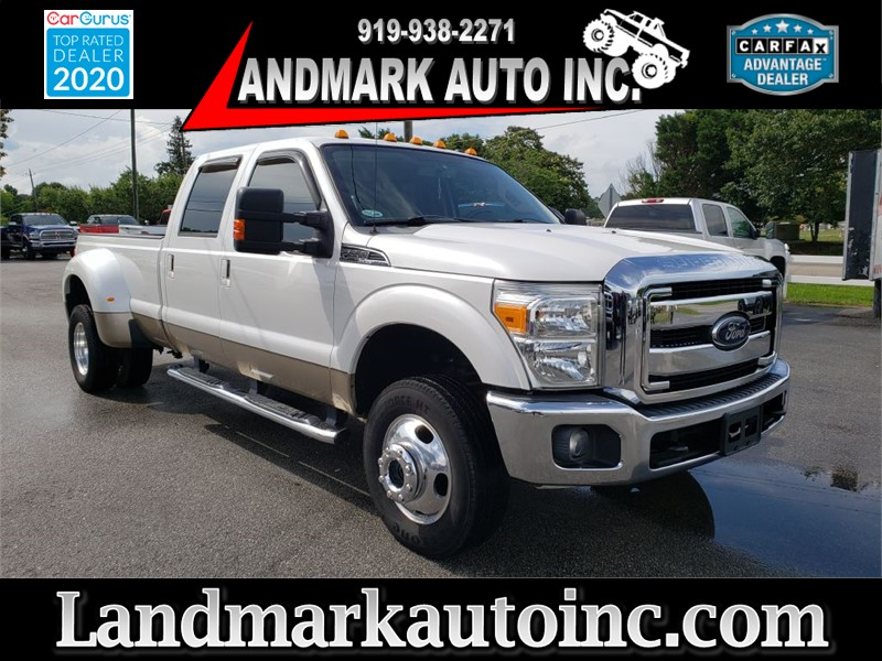 2012 FORD F350 SUPER DUTY for sale by dealer