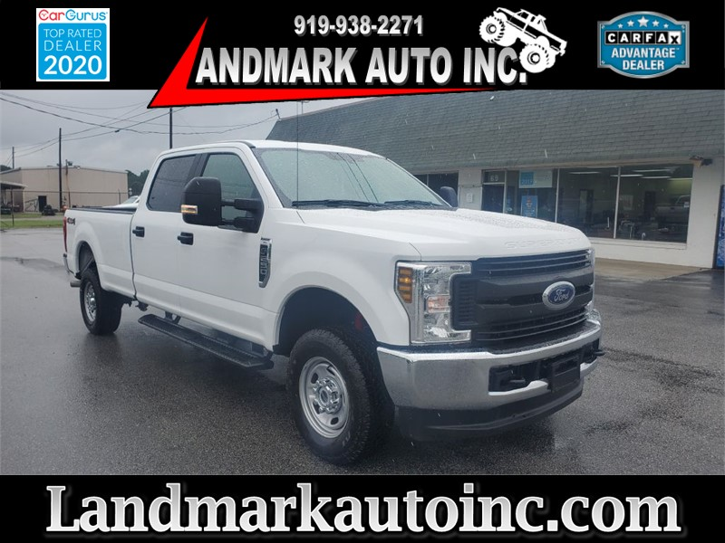 2018 FORD F250 SUPER DUTY for sale by dealer