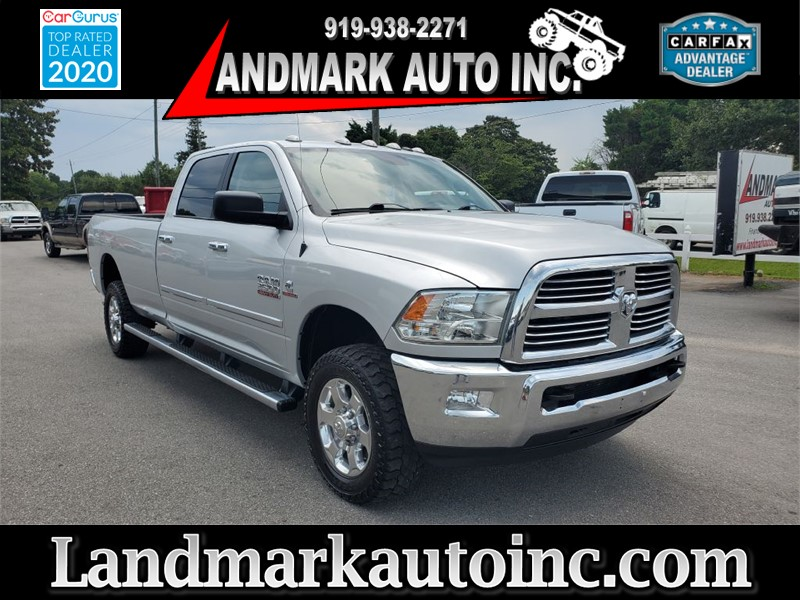 2018 DODGE RAM 2500 SLT for sale by dealer