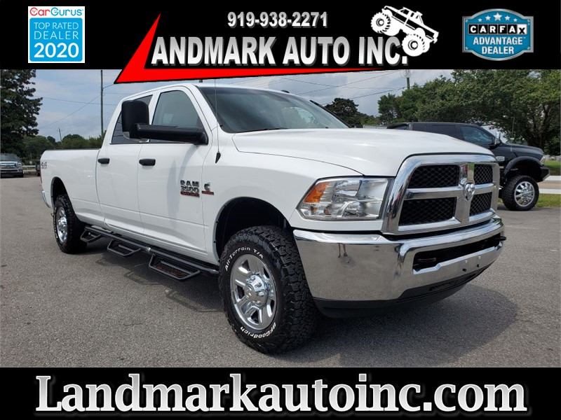 2017 DODGE RAM 3500 ST for sale by dealer