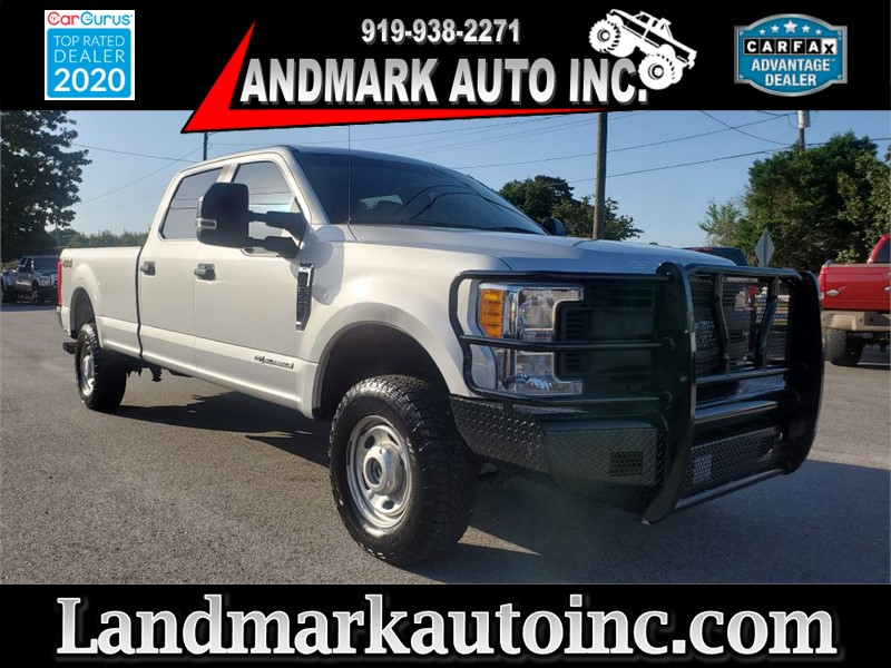 2017 FORD F250 SUPER DUTY for sale by dealer
