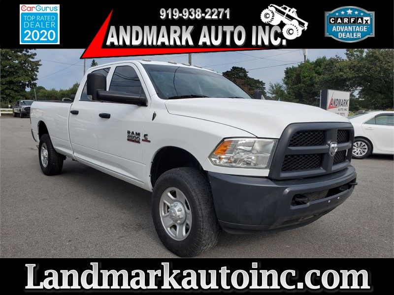 2018 DODGE RAM 2500 ST for sale by dealer