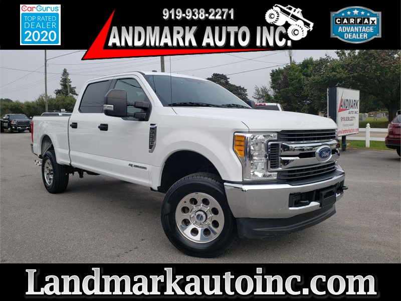 2017 FORD F250 SUPER DUTY XLT for sale by dealer