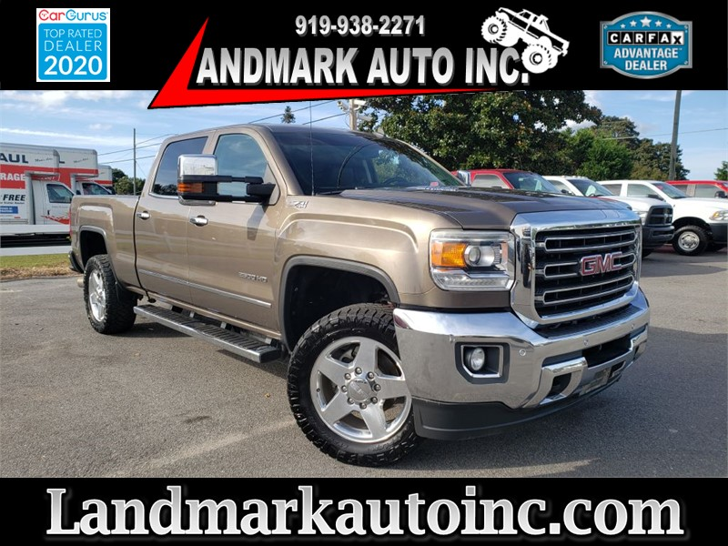 2015 GMC SIERRA 2500 SLT for sale by dealer