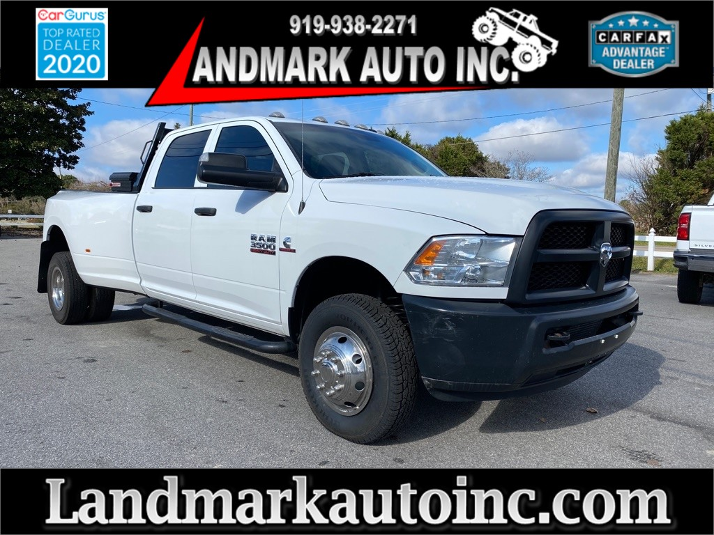 2017 RAM 3500 ST for sale by dealer