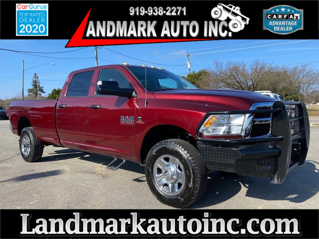 2016 RAM 2500 Tradesman Crew Cab LB 4WD for sale by dealer