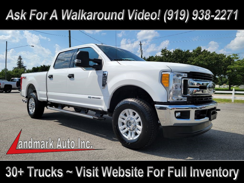 2017 FORD F250 SUPER DUTY XLT CREW CAB 4WD for sale by dealer