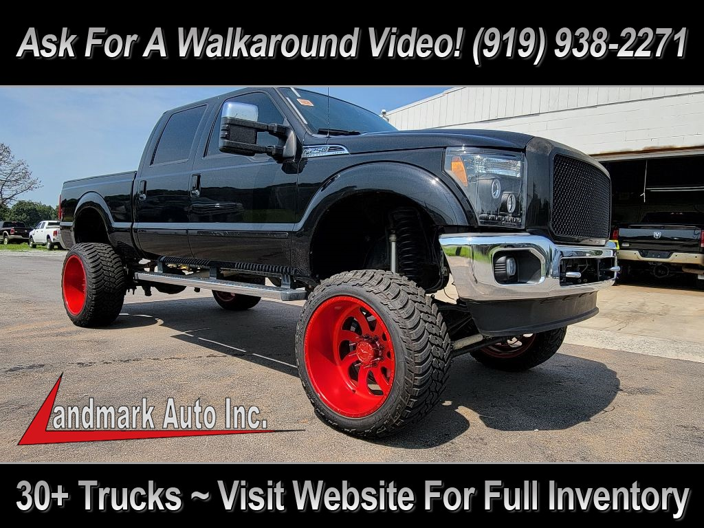 2012 FORD F250 SUPER DUTY for sale by dealer