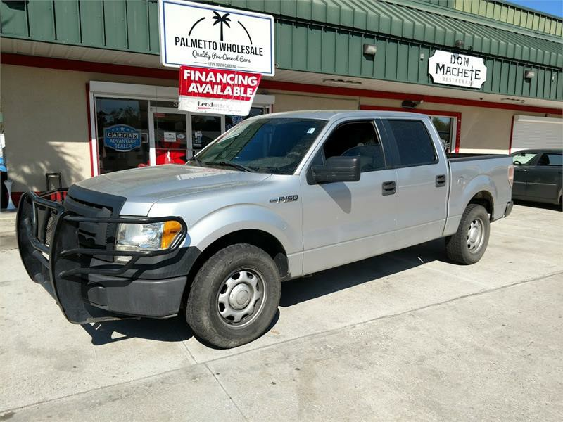 2010 FORD F150 SUPERCREW for sale by dealer