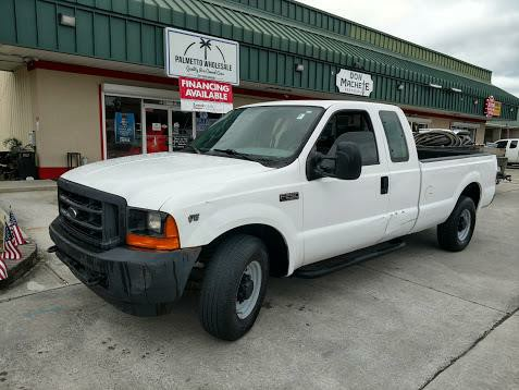 2001 FORD F250 SUPER DUTY for sale by dealer