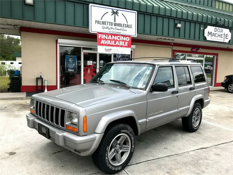 2000 JEEP CHEROKEE CLASSIC for sale by dealer