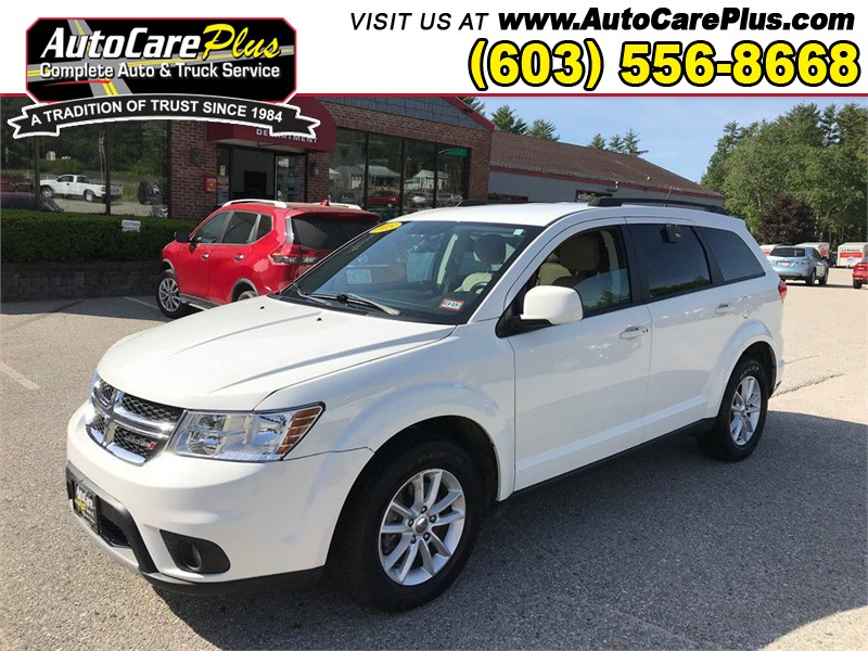 2015 DODGE JOURNEY SXT Wolfeboro NH