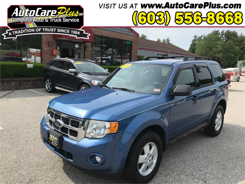 2009 FORD ESCAPE XLT Wolfeboro NH