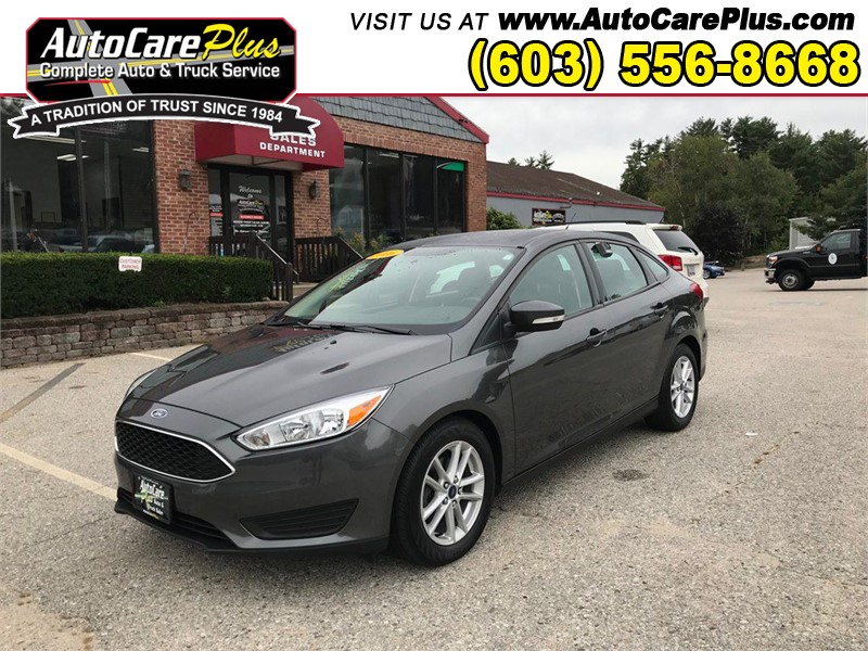 2016 FORD FOCUS SE Wolfeboro NH