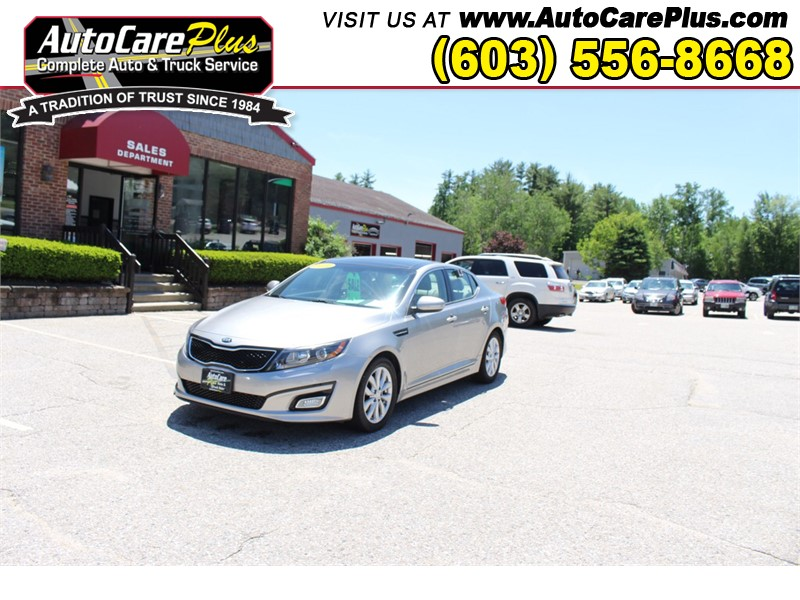 2014 KIA OPTIMA EX Wolfeboro NH