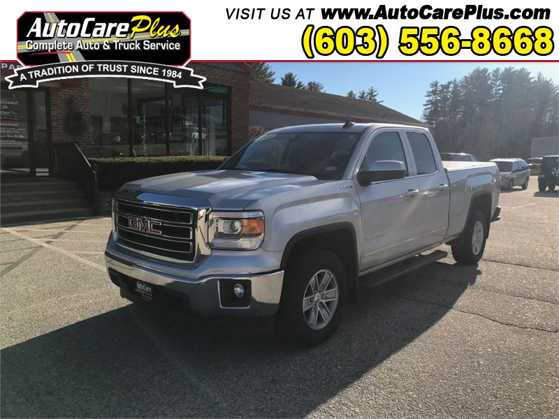 2015 GMC SIERRA 1500 SLE for sale by dealer