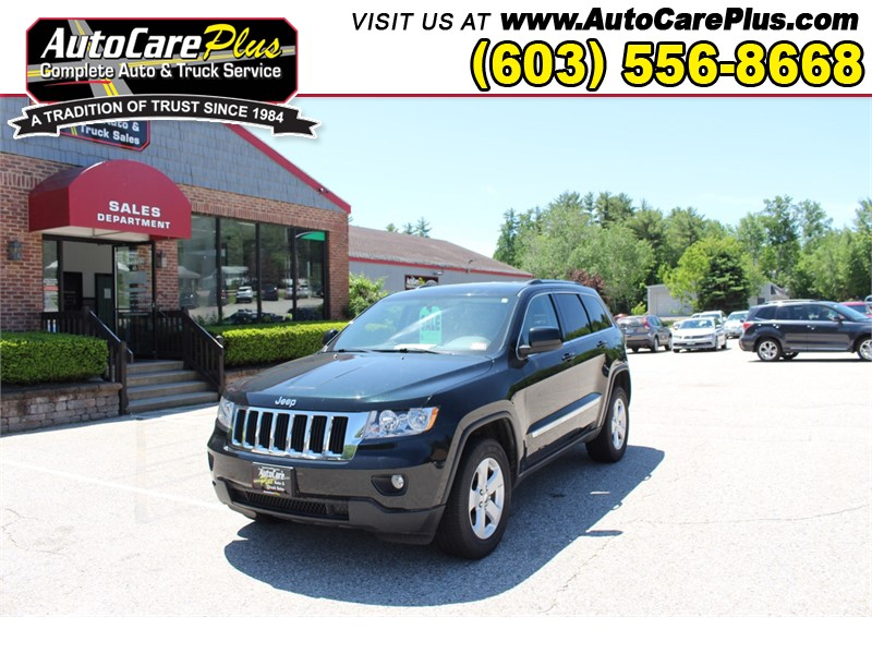 2013 JEEP GRAND CHEROKEE LAREDO for sale by dealer