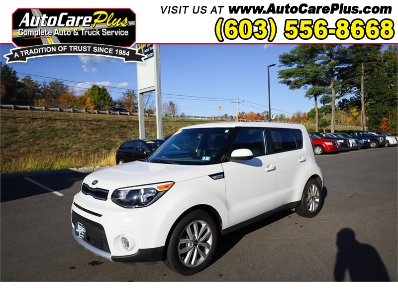 2017 KIA SOUL + for sale by dealer