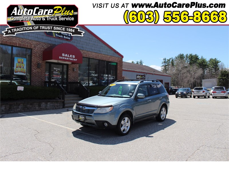 SUBARU FORESTER 2.5X LIMITED in Wolfeboro
