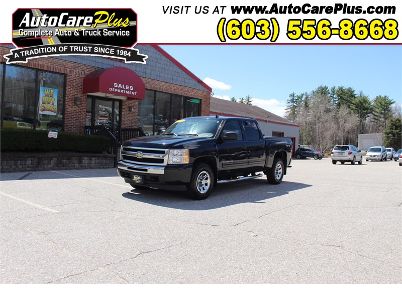 2011 CHEVROLET SILVERADO 1500 LS for sale by dealer