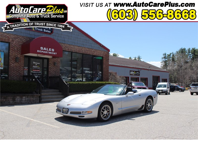 1998 CHEVROLET CORVETTE for sale by dealer