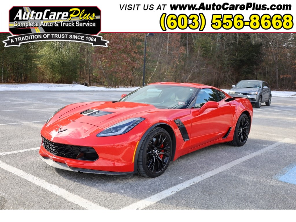 2015 CHEVROLET CORVETTE STINGRAY for sale by dealer