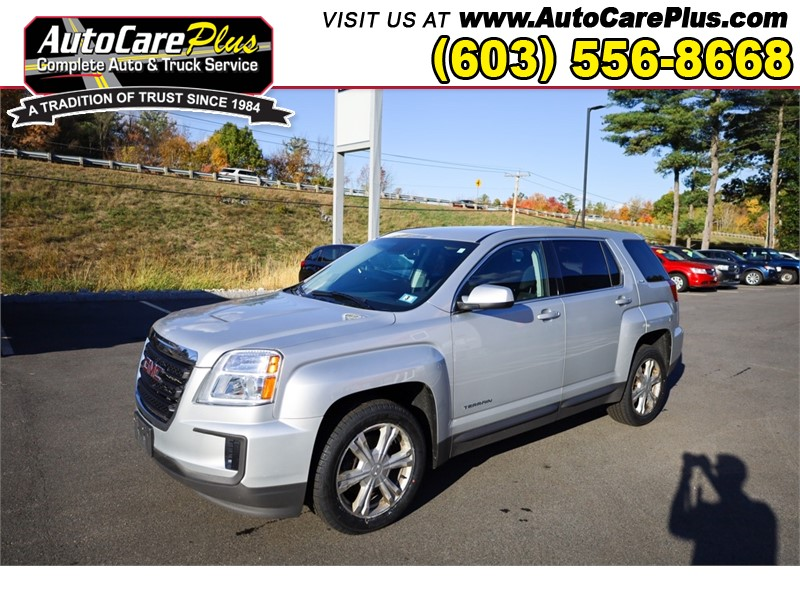 2017 GMC TERRAIN SLE for sale by dealer