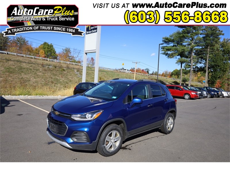 2017 CHEVROLET TRAX 1LT for sale by dealer