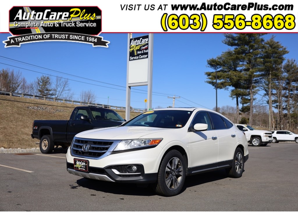 2013 HONDA CROSSTOUR EX-L V6 W/NAVI for sale by dealer