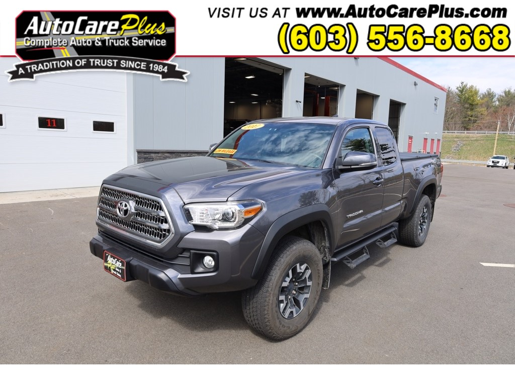 2017 TOYOTA TACOMA ACCESS CAB for sale by dealer
