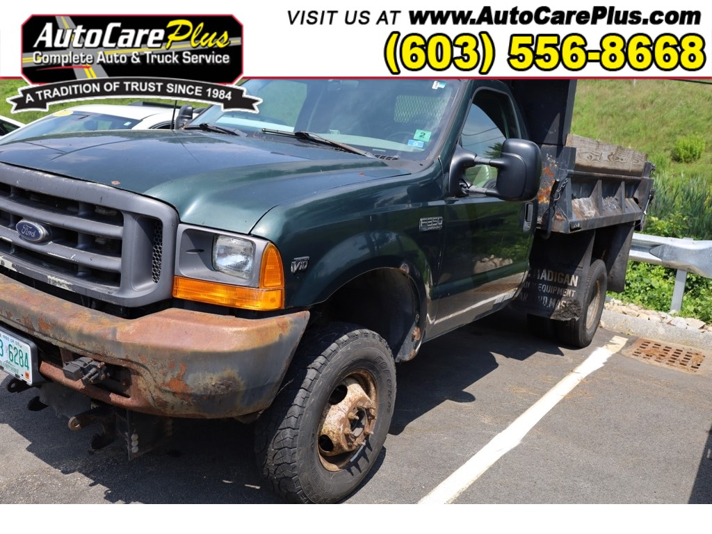 2001 FORD 350 XL SUPER DUTY for sale by dealer