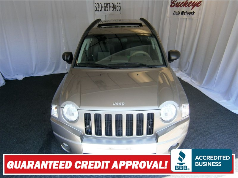 2007 JEEP COMPASS LIMITED for sale by dealer