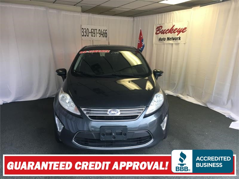 2011 FORD FIESTA SEL Akron OH