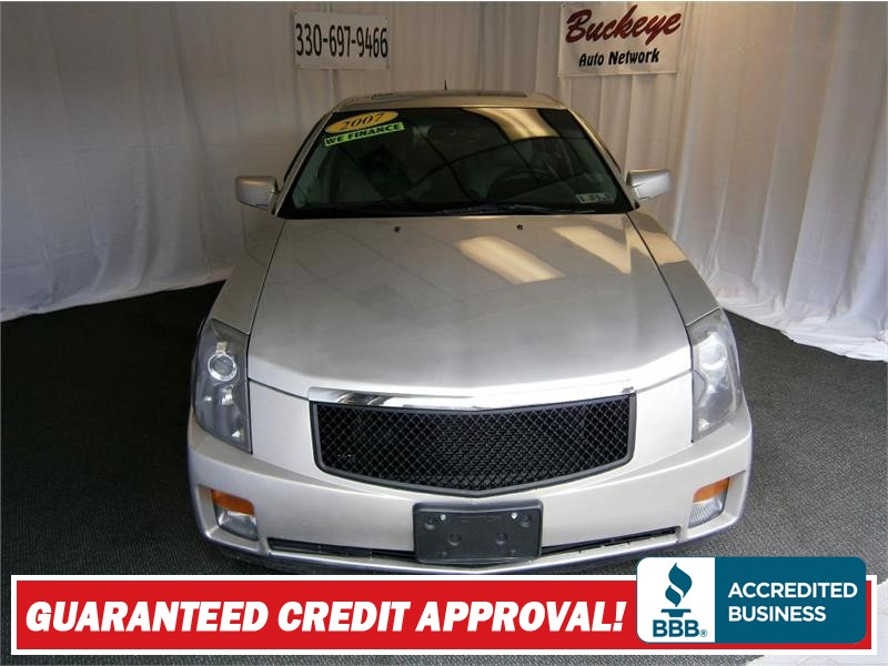 2007 CADILLAC CTS Akron OH
