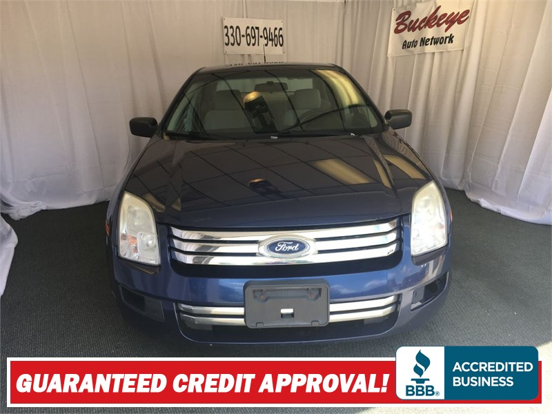 FORD FUSION S in Akron