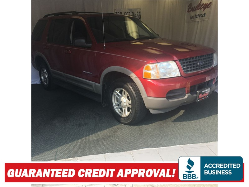 2002 FORD EXPLORER XLT for sale by dealer